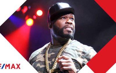 La maison hors norme du rappeur 50 Cent